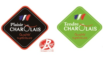 Le Charolais Label Rouge se dote d'une nouvelle identité visuelle