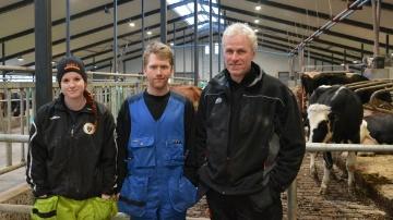 Le Herd Navigator a changé le métier de la famille Andersson