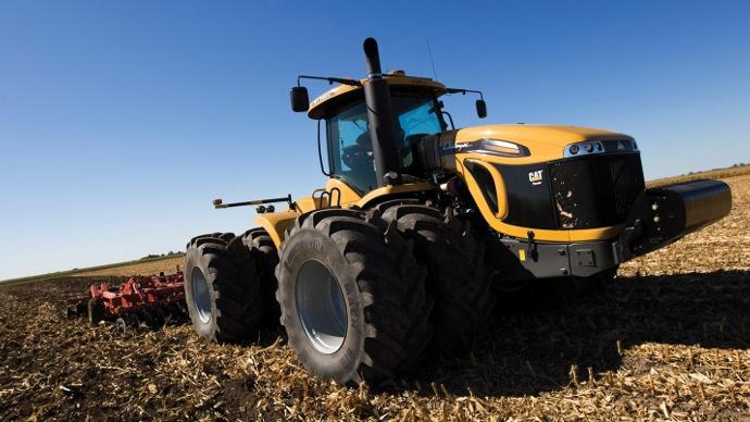 tracteur articulé Challenger MT900C