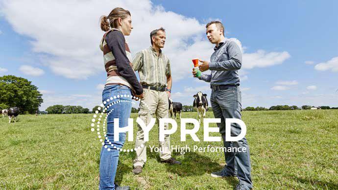 HYPRED, partenaire de la performance laitière